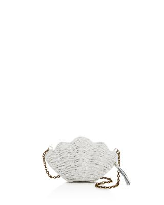 Jane Straw Clutch by Kayu