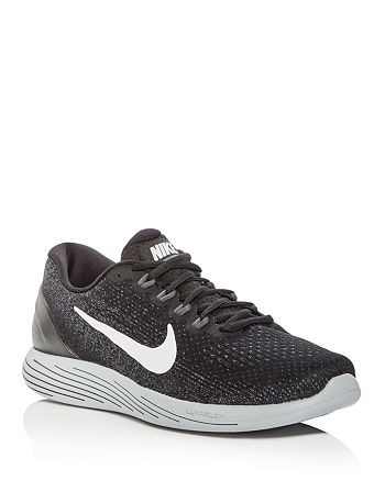 Nike - Men's LunarGlide 9 Lace Up Sneakers