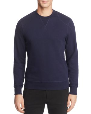 Belstaff Jefferson Crewneck Long Sleeve Sweatshirt