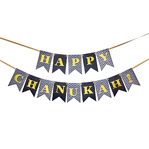 Rite Lite Happy Chanukah! Flag Banner