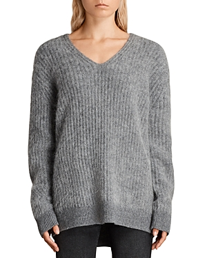 Allsaints Ade V-Neck Sweater