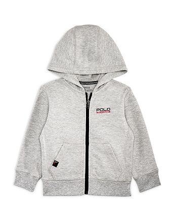 Ralph Lauren - Boys' Fleece Tech Hoodie - Little Kid