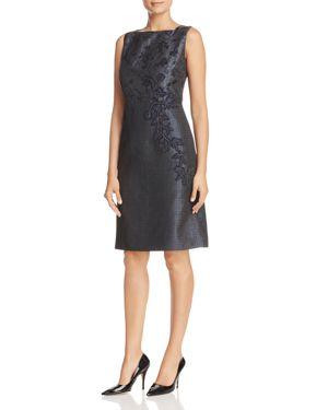 Lafayette 148 New York Jo Jo Jacquard Dress