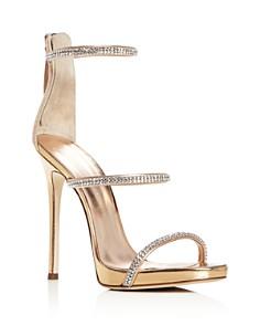 Giuseppe Zanotti - Women's Coline Embellished Strappy High-Heel Sandals