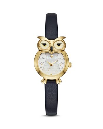 kate spade new york - Owl Watch, 26mm