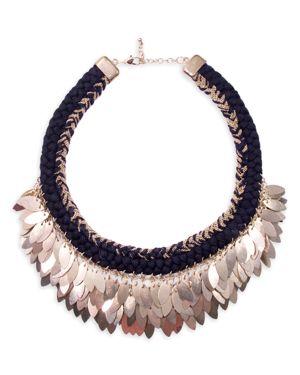 Area Stars Rihanna Necklace, 19.5