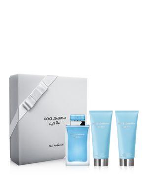 DOLCE & GABBANA 3-PC. LIGHT BLUE EAU INTENSE GIFT SET