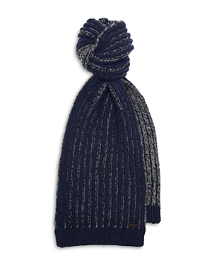 Ted Baker Kirk Plated Rib Scarf