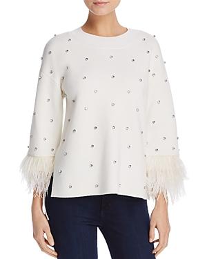 Kobi Halperin Jenea Embellished Sweater