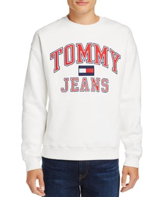 Tommy Hilfiger Flag Logo Duffle With Denim Accent
