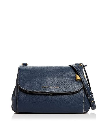 2fde24d947aa MARC JACOBS - The Boho Grind Leather Crossbody