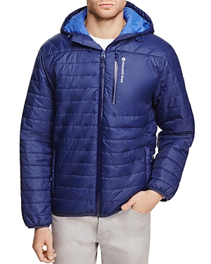 Vineyard Vines Mountain Weekend Hooded Puffer Jacket