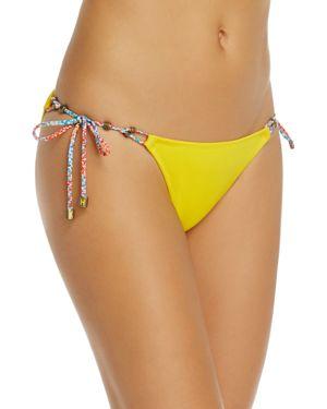 Heidi Klum Swim Sun Muse Side Tie Bikini Bottom