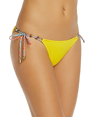 Heidi Klum Swim Sun Muse Side Tie Bikini Bottom