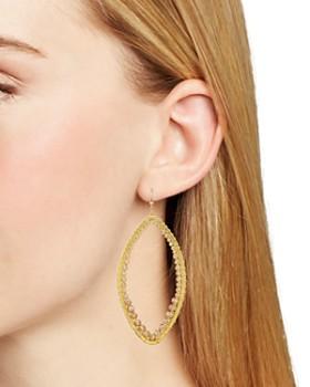 Chan Luu - Marquise Earrings
