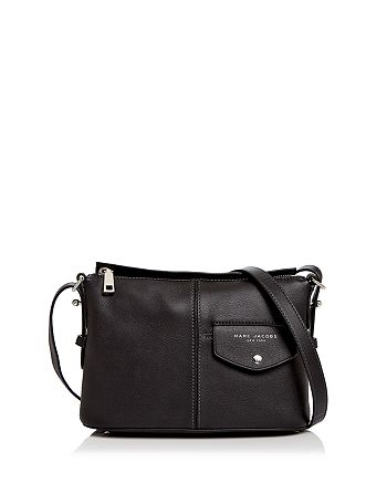MARC JACOBS - The Side Sling Leather Crossbody