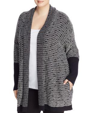 Lysse Plus Knit Wrap Cardigan