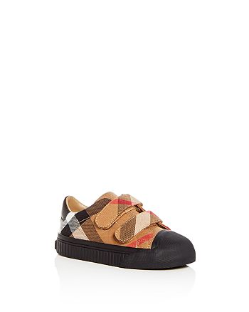 Burberry - Girls' Belside Sneakers - Toddler, Little Kid, Big Kid