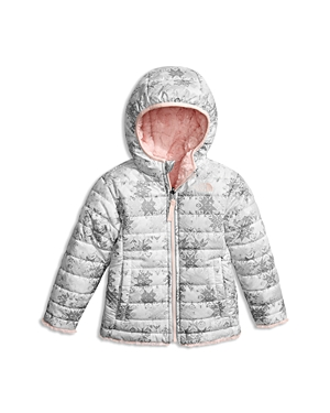 The North Face Girls Printed Reversible Puffer Jacket  Little Kid