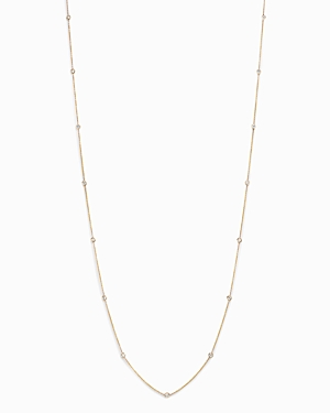 Bloomigdale's Diamond Long Station Necklace in 14K Yellow Gold, 1.50 ct. t.w. - 100% Exclusive