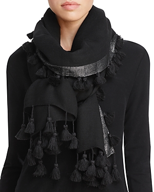 Eileen Fisher Tassel Scarf at Bloomingdale's