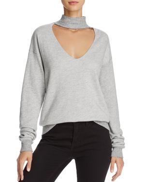 n Philanthropy Bae Cutout Sweatshirt