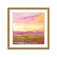 Bloomingdale's Artisan Collection Pink Skies Wall Art - 100% Exclusive_0