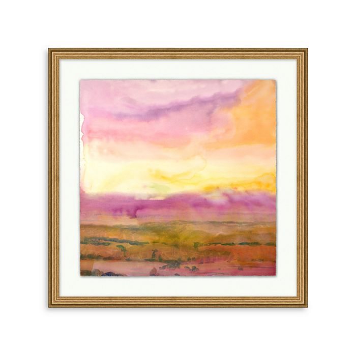 Bloomingdale's Artisan Collection - Pink Skies Wall Art - 100% Exclusive