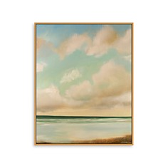 Bloomingdale's Artisan Collection - Atlantic Clouds Wall Art - 100% Exclusive