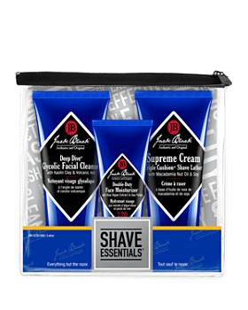 Jack Black - Shave Essentials Gift Set ($43 value)