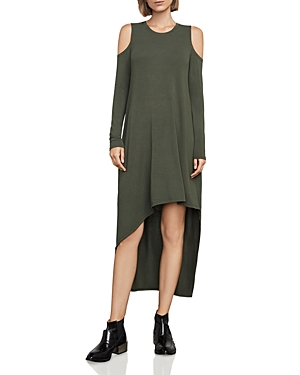 Bcbgmaxazria Lindy Asymmetric High/Low Dress