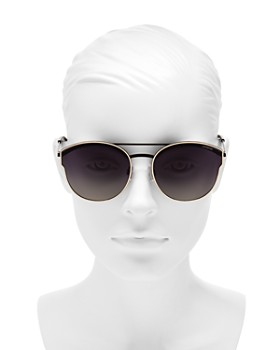 Polaroid - Women's Polarized Round Sunglasses, 60mm
