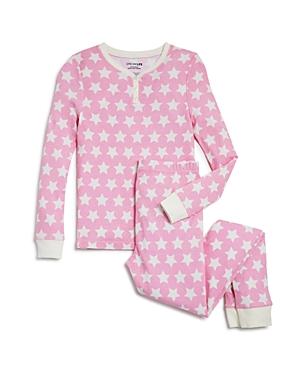 Us Angels Girls Star Pajama Set  Big Kid