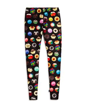 Terez x Baked By Melissa Girls' Cupcake Leggings - Big Kid