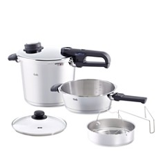 Fisher 6-Piece Medium Vitavit Premium Pressure Cooker Set - Bloomingdale's_0