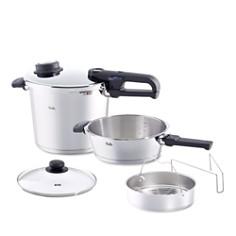 Fisher 6-Piece Medium Vitavit Premium Pressure Cooker Set - Bloomingdale's Registry_0