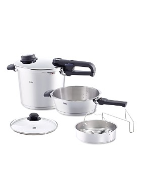 Fissler - 6-Piece Medium Vitavit Premium Pressure Cooker Set