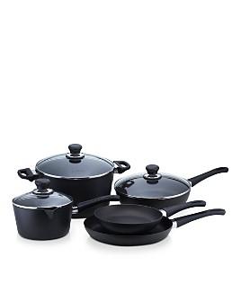 Scanpan - Stratanium Classic 8-Piece Cookware Set