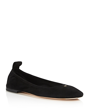 Tory Burch Women's Therese Suede Ballet Flats