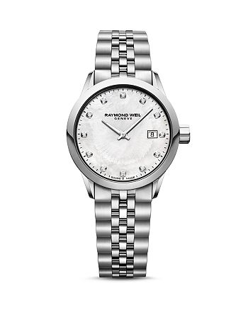 Raymond Weil - Freelancer Diamond Watch, 29mm