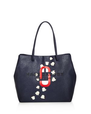 Marc Jacobs East/West Leather Tote 2748978