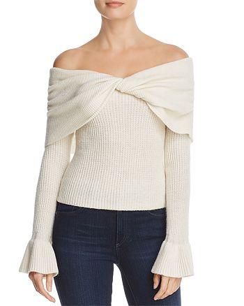 Ella Moss - Jasina Off-the-Shoulder Sweater