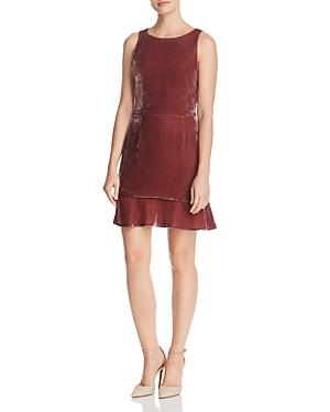 Rebecca Minkoff Tiffany Velvet Dress