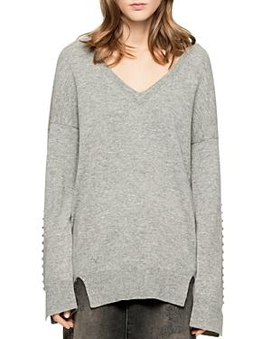 Zadig & Voltaire Alexa Wool & Cashmere Sweater
