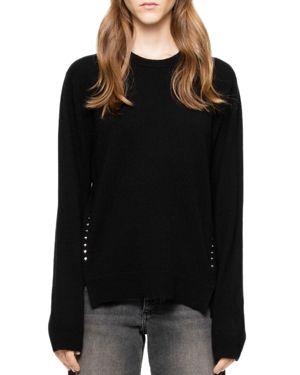 Zadig & Voltaire Genna Wool-Blend Sweater