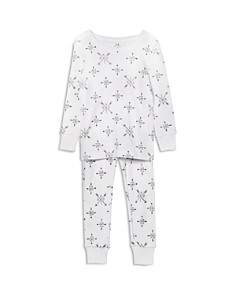 Aden and Anais - Unisex Love Pajama Set - Baby