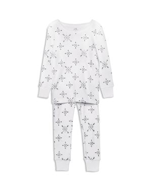 Aden and Anais Girls' Love Pajama Set - Baby