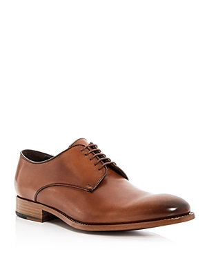To Boot New York Men's Hank Leather Plain Toe Derbys