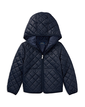 Ralph Lauren Childrenswear Girls Quilted WaterResistant Jacket  Little Kid