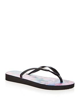 havaianas - Women's Tropical Slim Flip-Flops